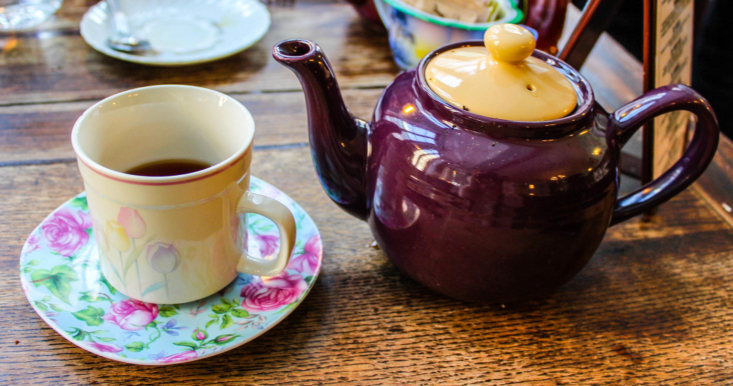 Alice's Tea Cup - Chapter II