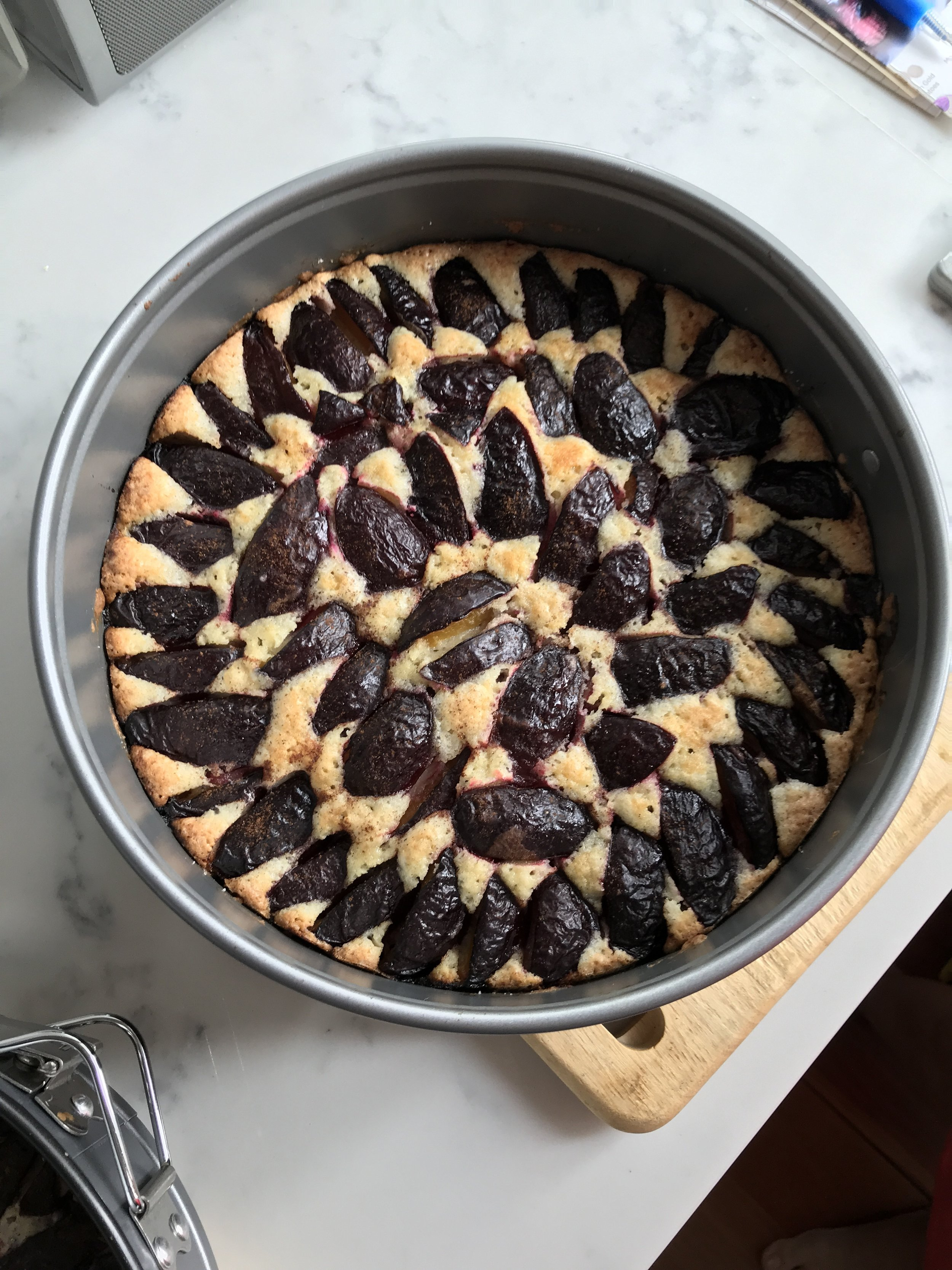 Plum Cake