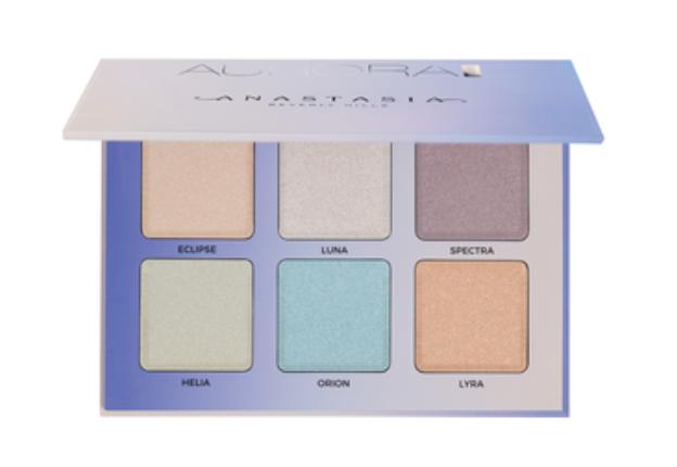 Anastasia Highlight Palette