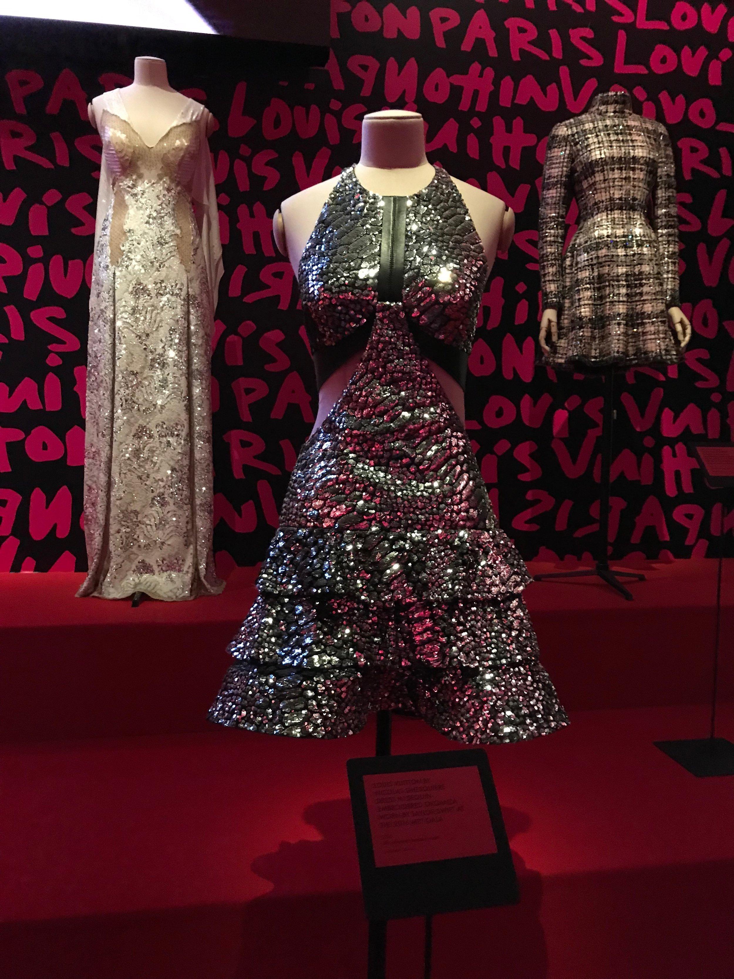Taylor Swift's Met Gala Dress