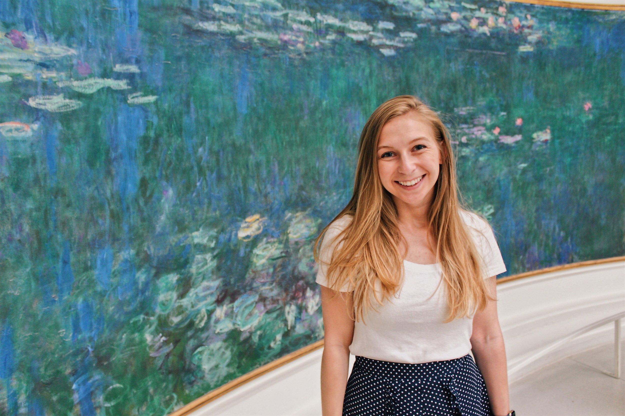 Musee L'Orangerie Monet
