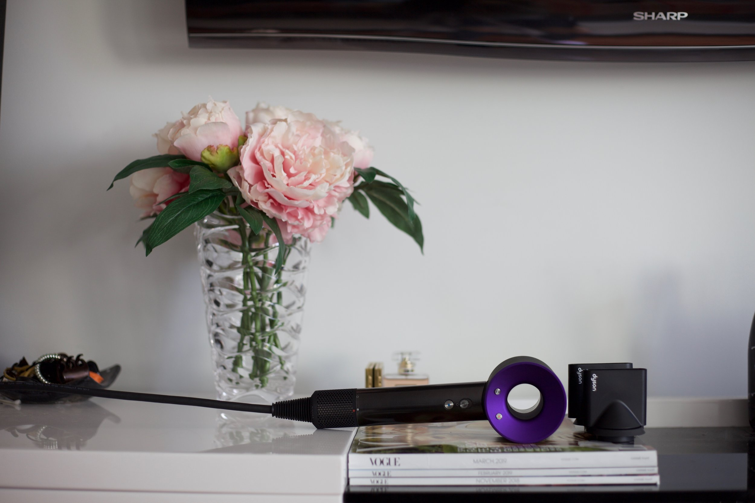 Dyson blow dryer review