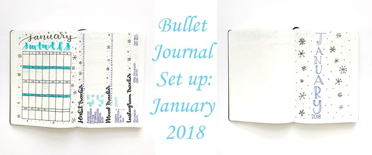 bullet-journal-january-2018