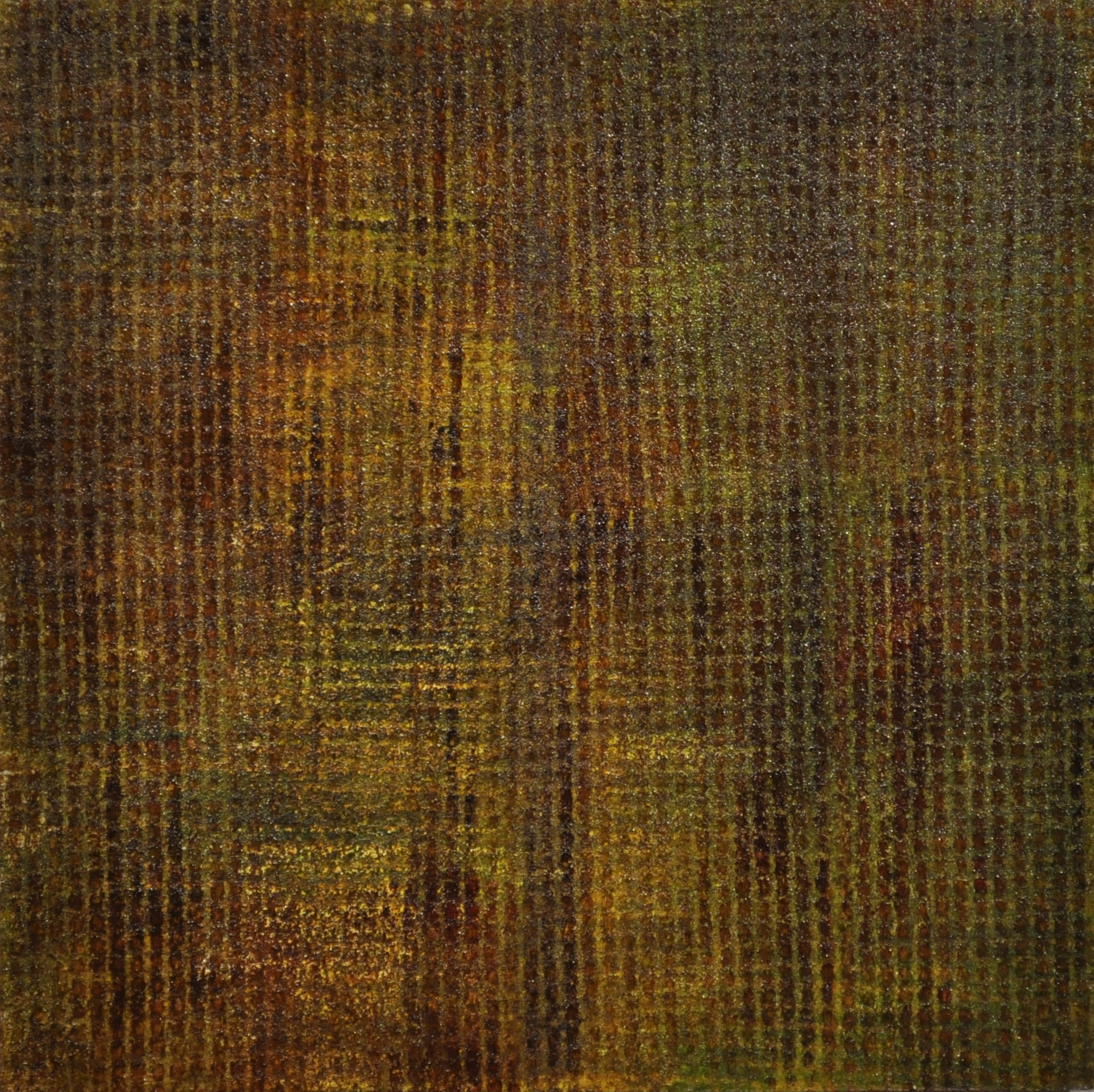discern, 2017  oil on wood panel, 20 x 20 cm