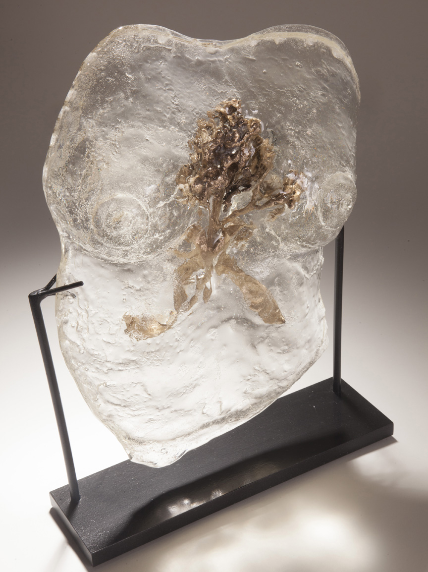 Encaustic, Resin, Bronze Casting Artist Displaying Art in New York City Art Event Gallery and Museum Exhibit this Weekend