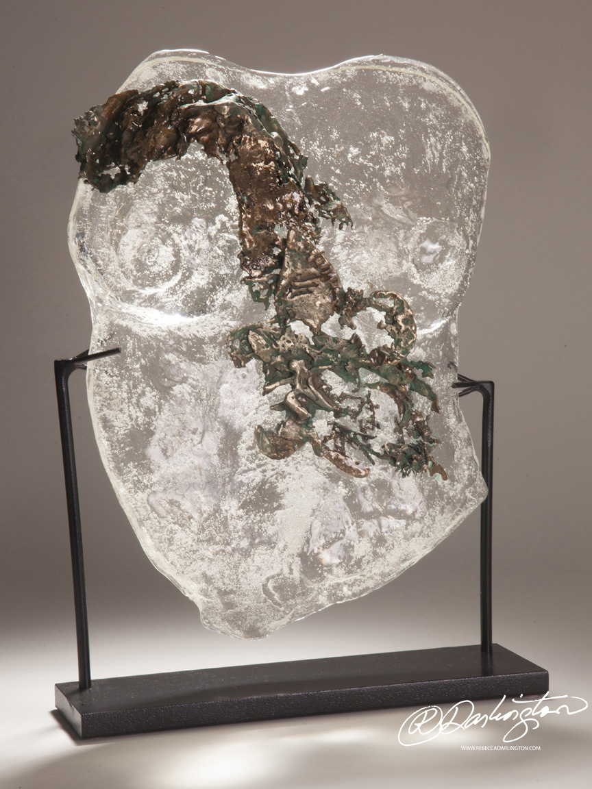 Rebecca Darlington Sells and Displays Art in New York City