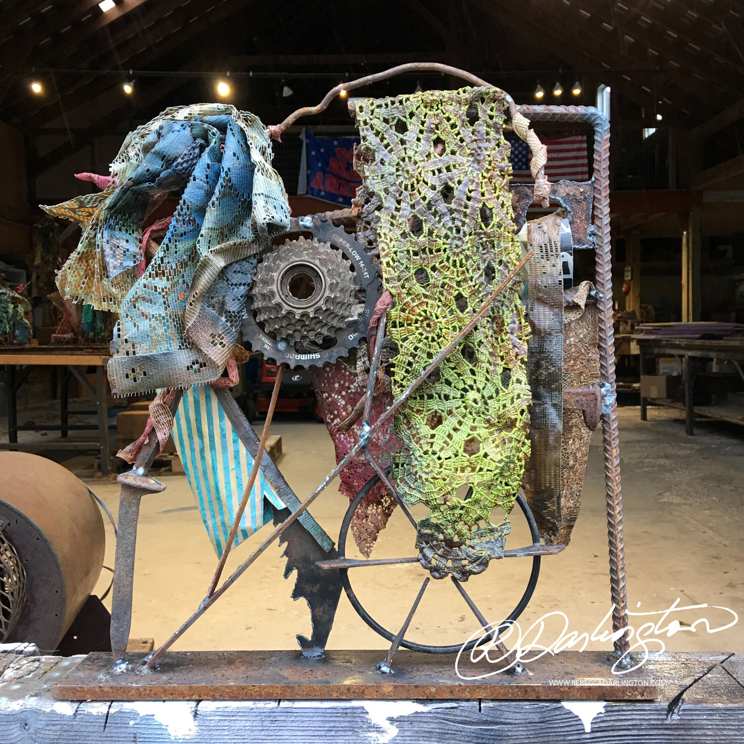 Artist with Environment Showing Art in Gallery Event at Museum this Weekend