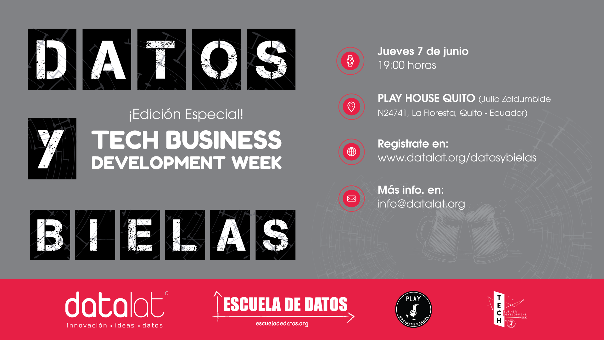 Tech Business Dev Week Edition - Edición Especial en el marco de la semana