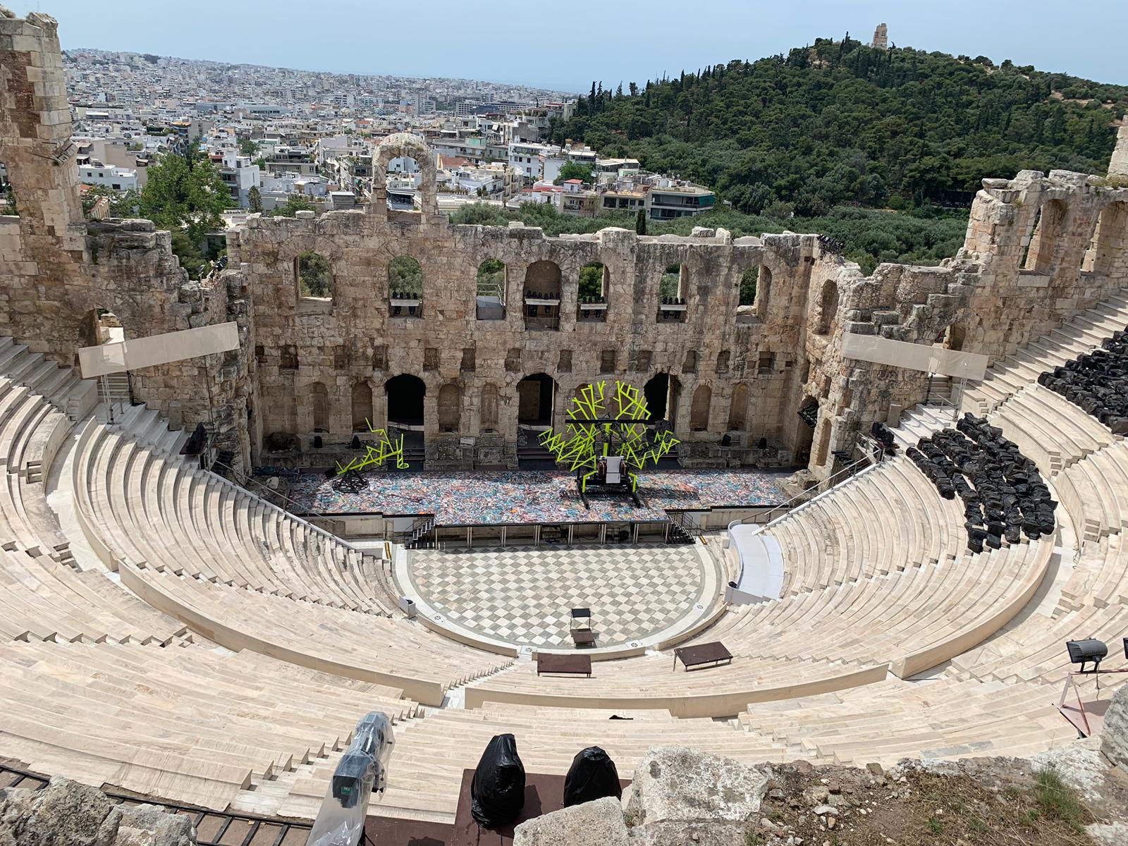 Acropolis Amphitheater