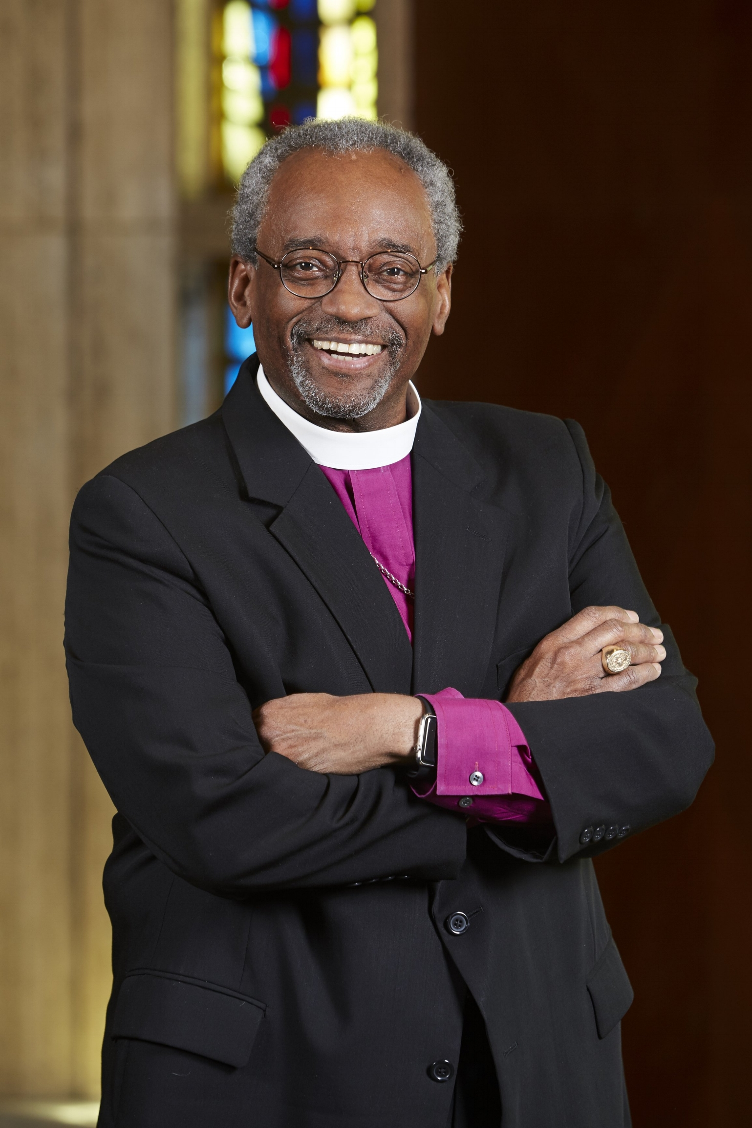 The Most Rev. Michael Curry