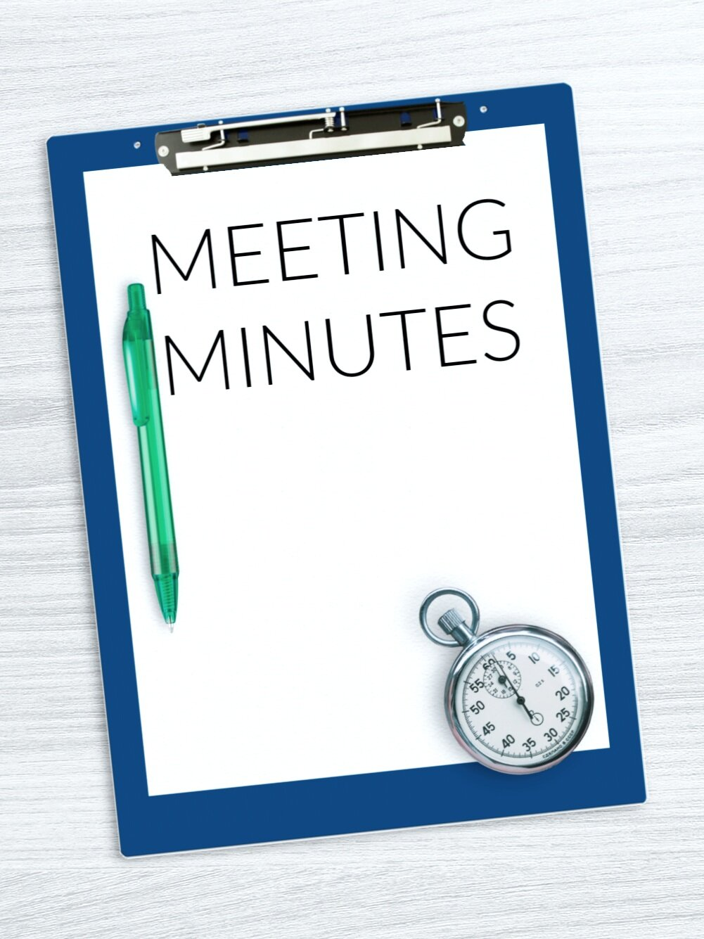 View our Joint Vestry minutes