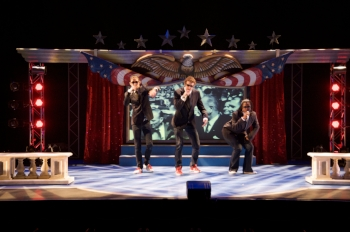 Colin Ross, Eric Boudreau, Yolanda London - Childsplay Theatre Company (Original Cast)