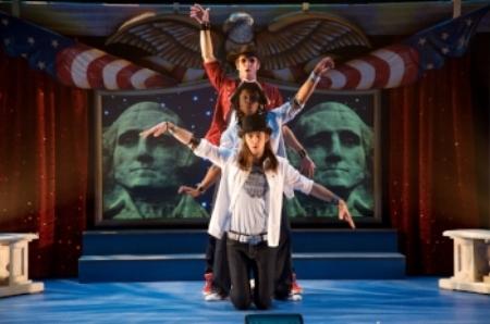 Eric Boudreau, Yolanda London, Colin Ross -Childsplay Theatre Company (Original Cast)