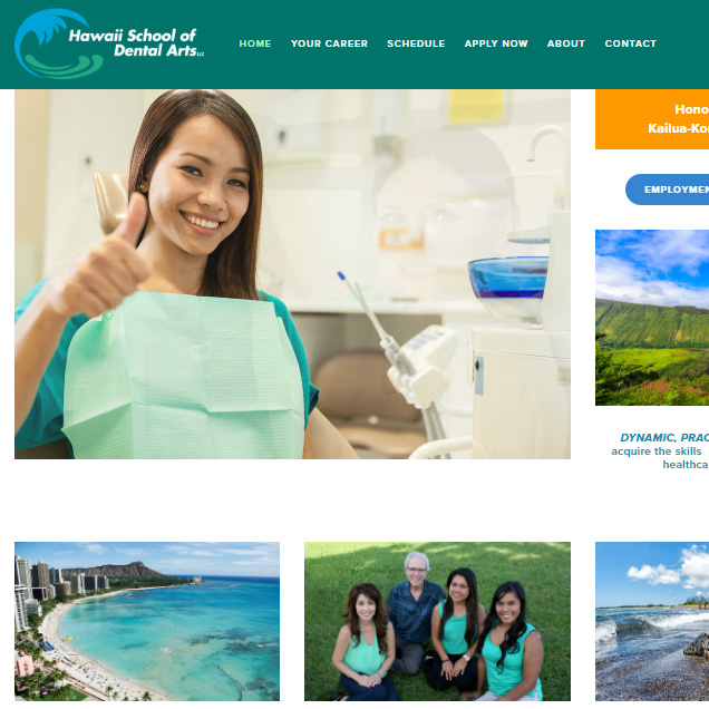 Web - Hawaii School of Dental Arts