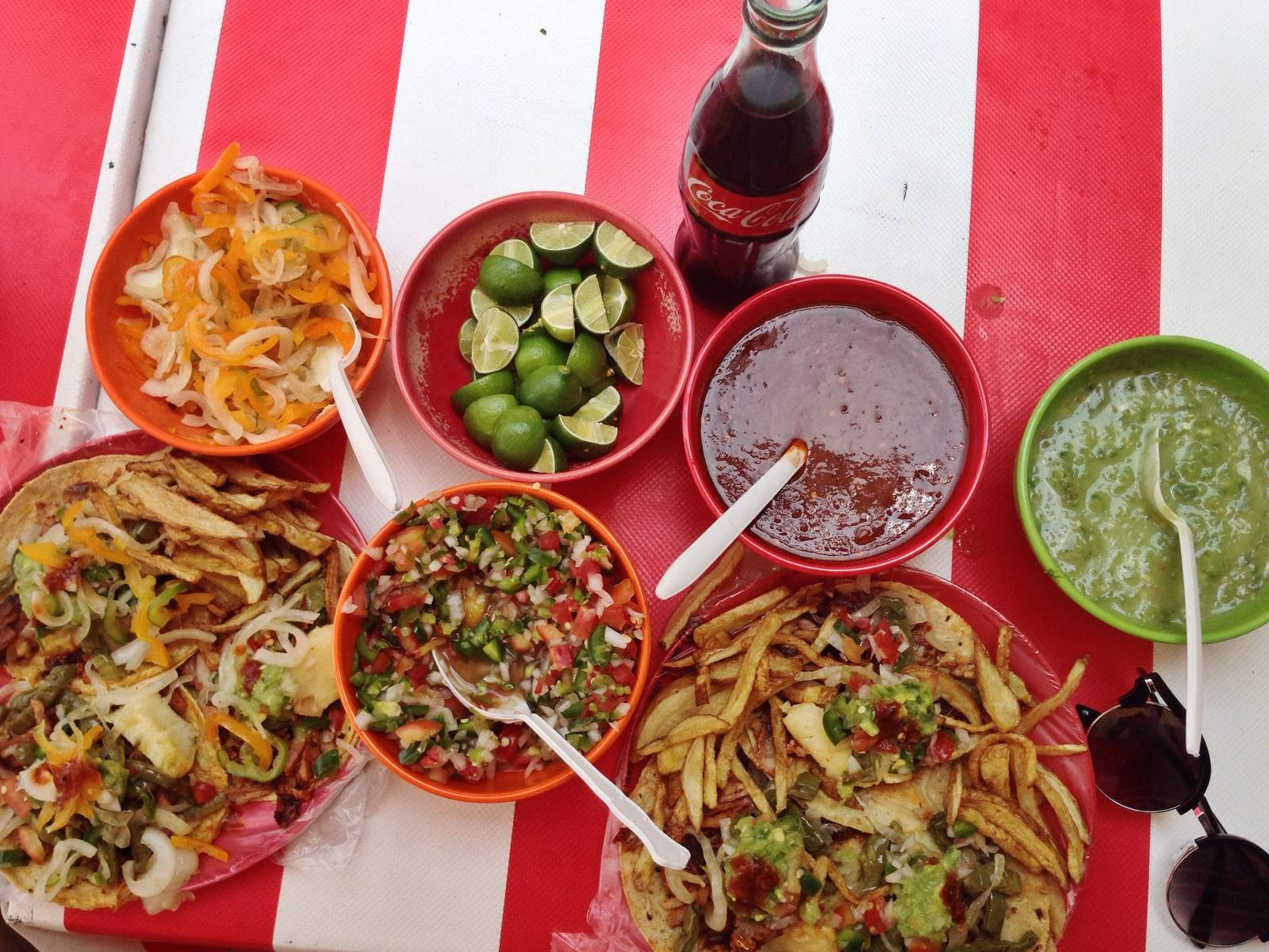 Mexico City Street Tacos