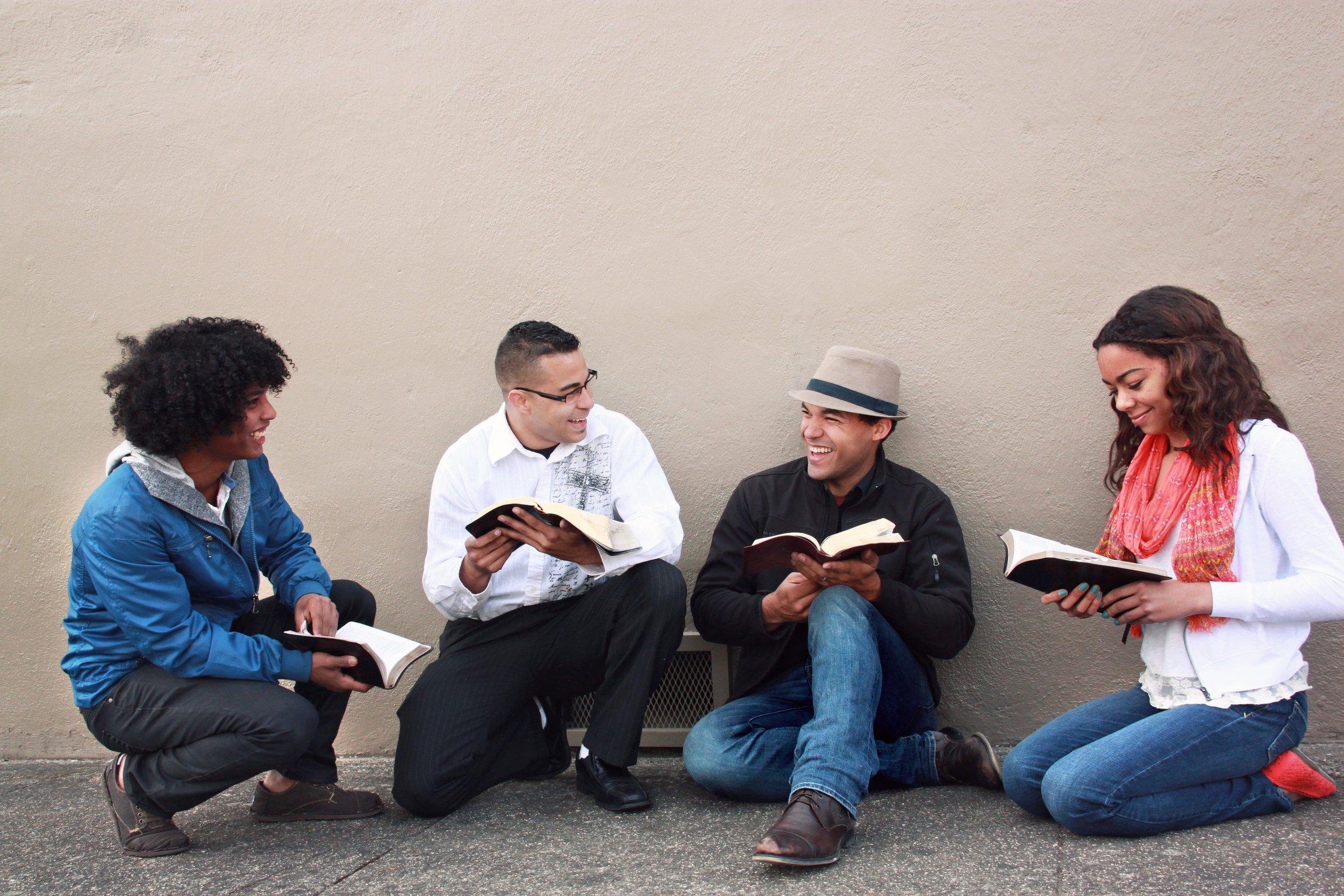 Christian Gathering Faith Stock Photos.jpg