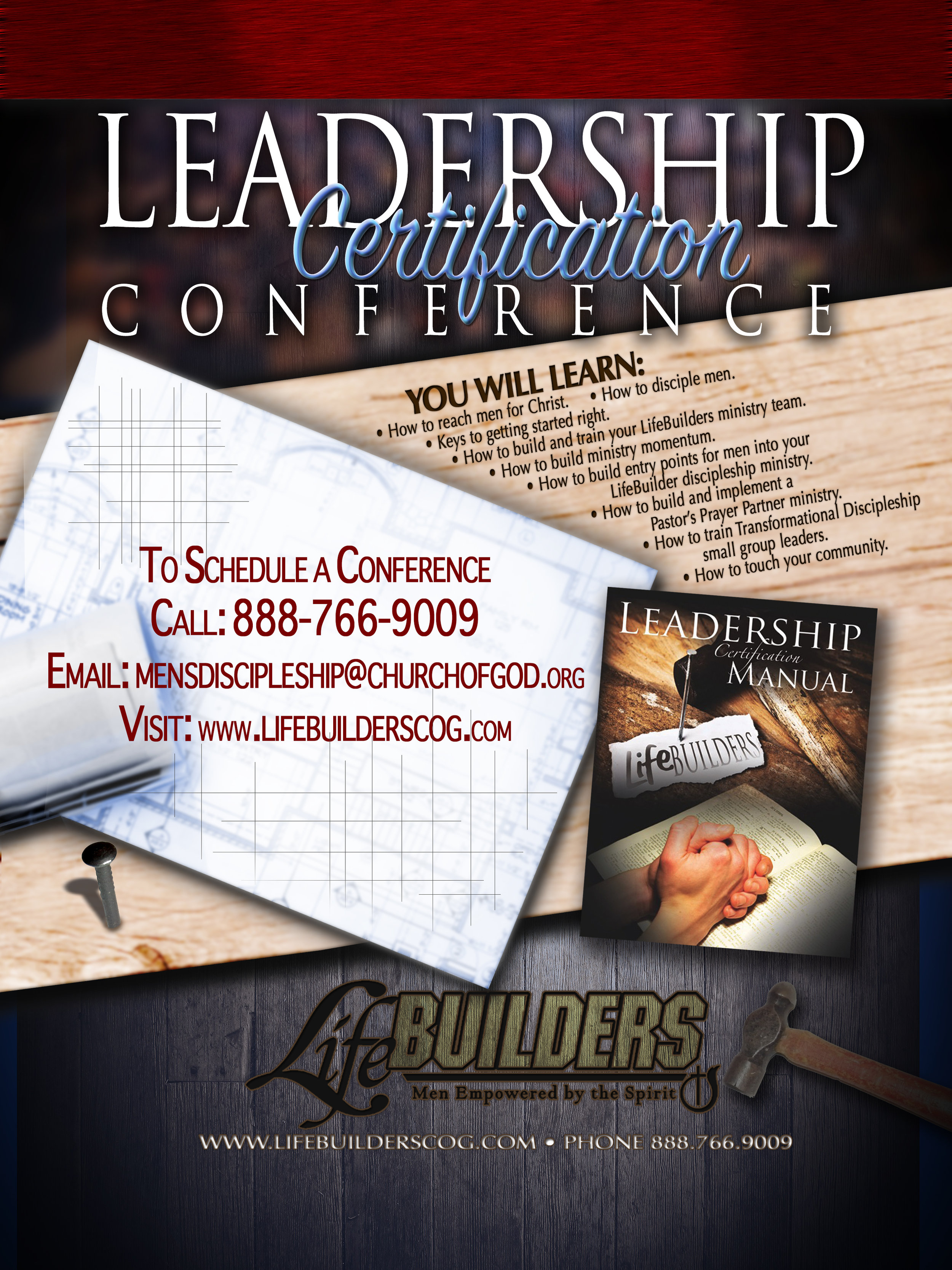 CLICK HERE TO SCHEDULE A CONFERENCE