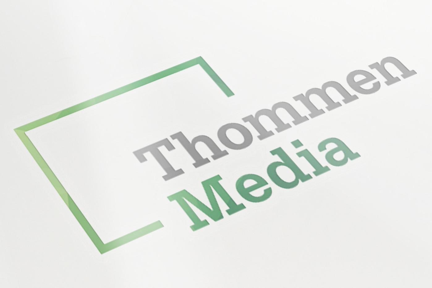 Thommen Media - Corporate Design