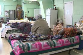 The Fredericton Homeless Shelter for men, like the women's, is often at capacity (Photo credit Global News)