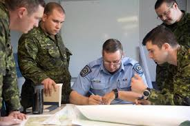 Engineers from Base Gagetown Photo Credit: Global News