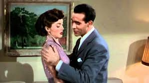 This still of Baby It's Cold Outside from the 1949 movie Neptune's Daughter