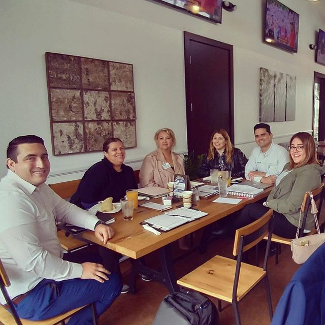 Great meeting this week! Positive Pest Solutions Inc and Team Referral Network teaming up. Creating awareness, dedication, and offering more to our industries.  #Team #Positive #positivework #positivevibes #teamwork #networking
