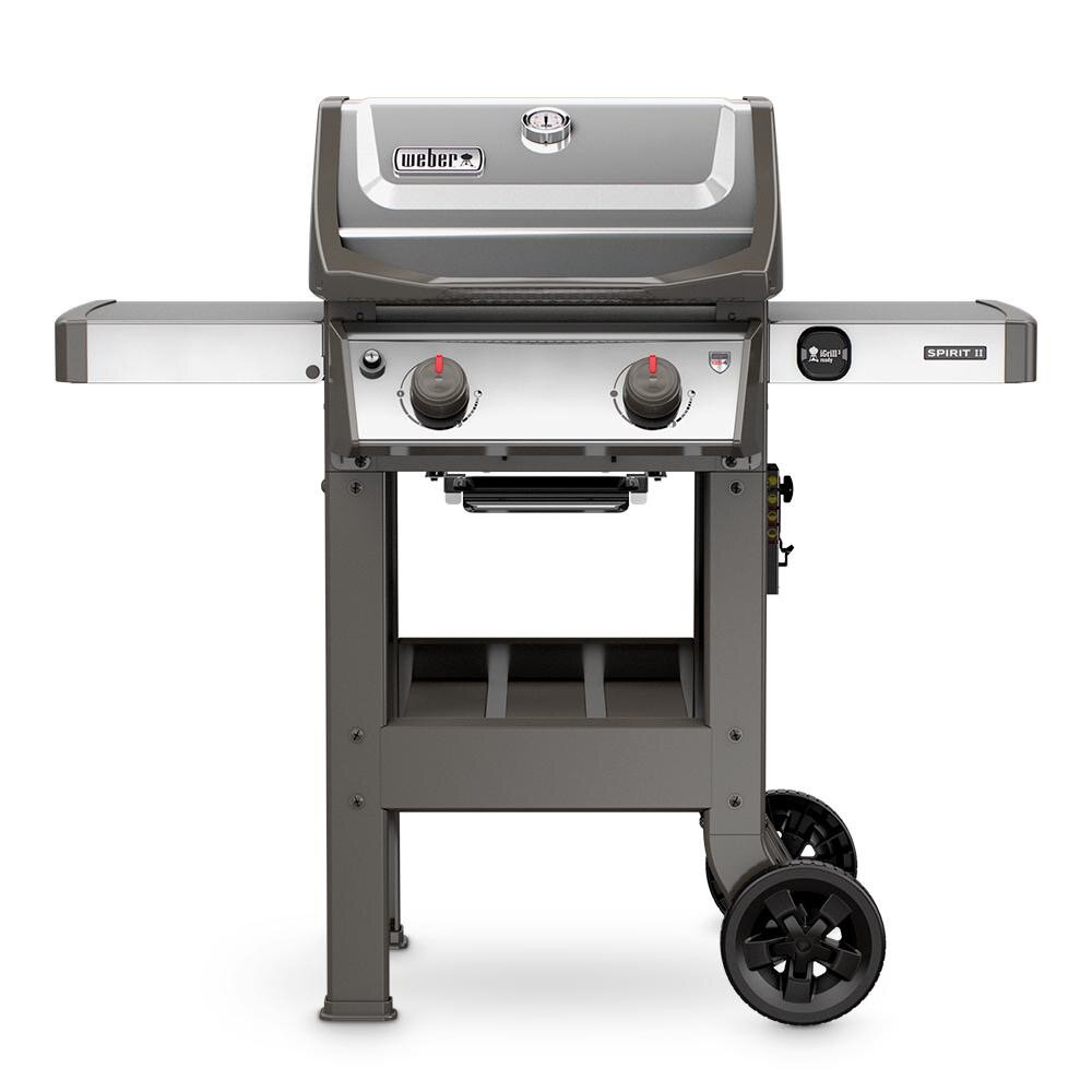Weber Grill - Weber Spirit II - 2 Burner Stainless Steel Propane Gas Grill - this grill is built to last with outstanding Weber quality. $349 value, provided by and available for pick up at the Diamonds and Dogs event or at Operation At Ease if the winner is not present at the event.$10 per ticket - 200 tickets being sold