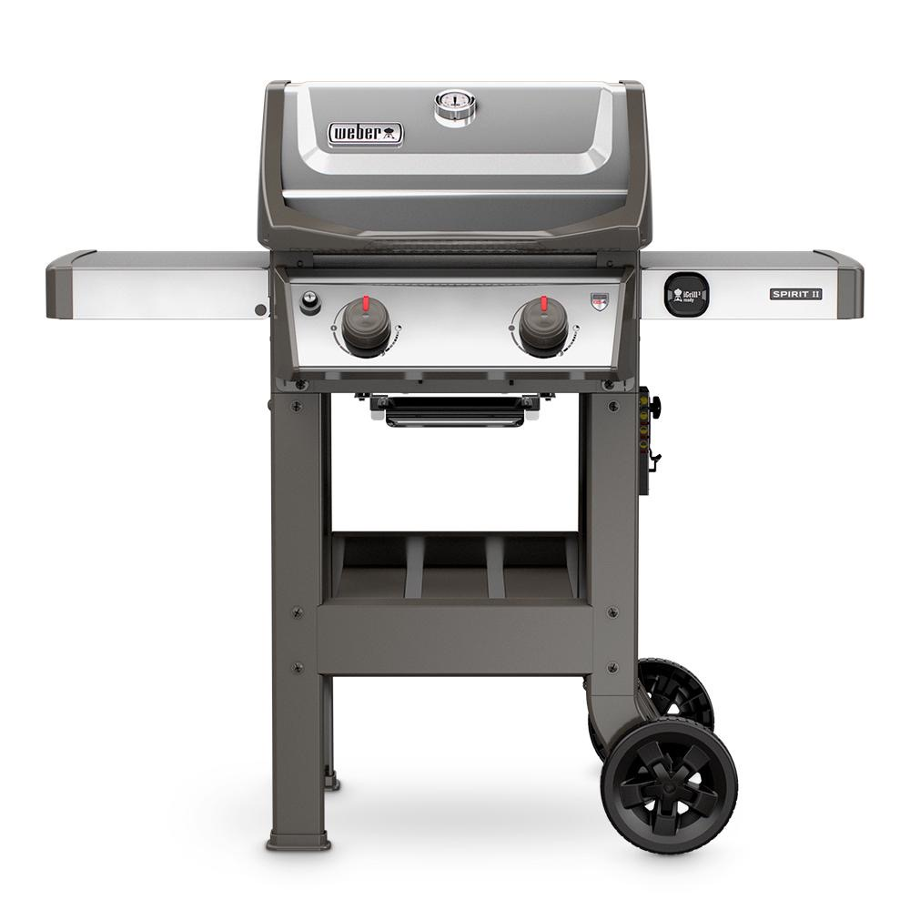 Weber Spirit II Stainless Steel Gas Grill