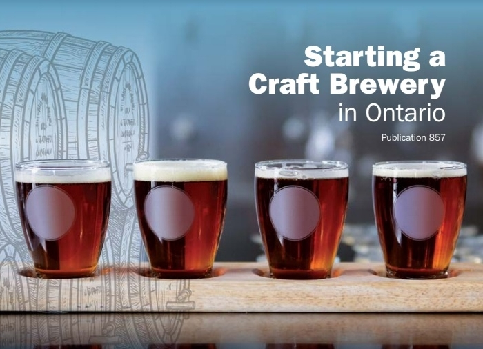 Starting a Craft Brewery in Ontario