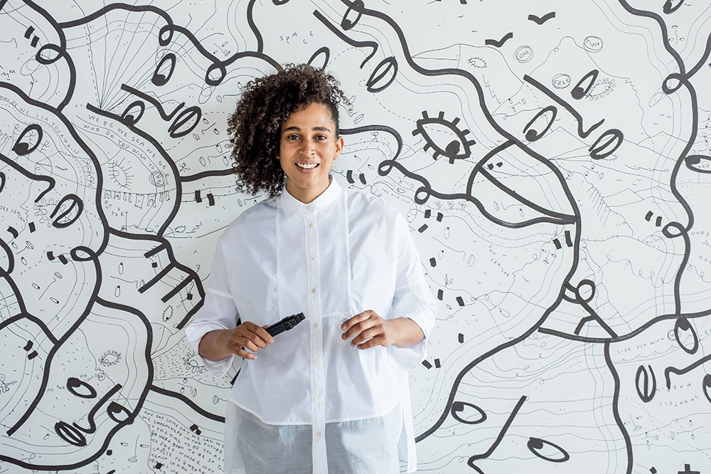 Shantell Martin Sounds Good Podcast How to Find Your Way to Yay