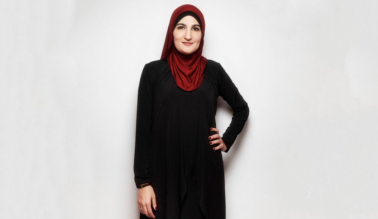 Linda Sarsour — Fighting for All Sound Good Podcast Interview with Branden Harvey