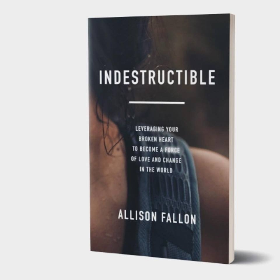 Pre-Order Ally's book, Indestructible, here!