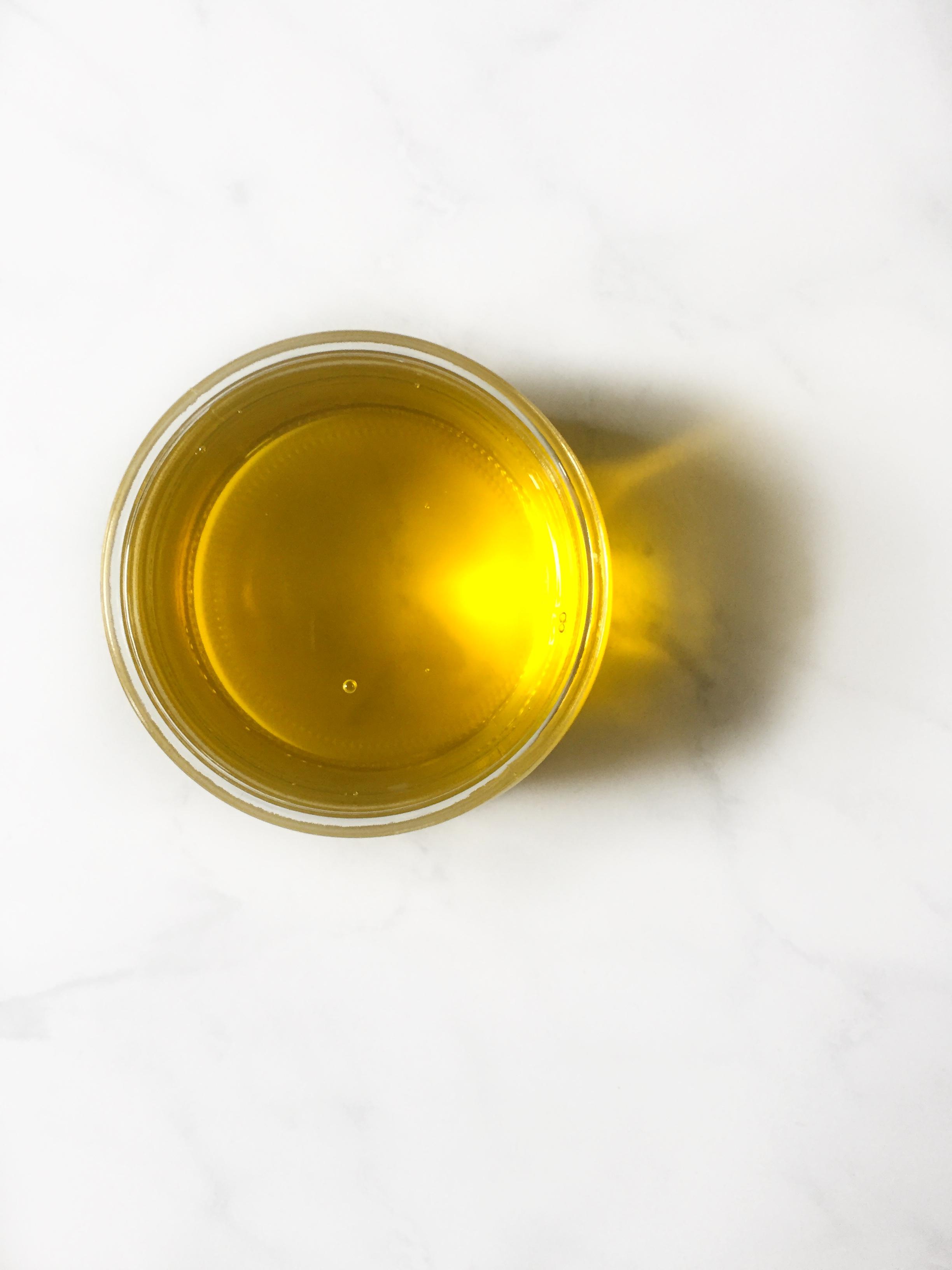 ghee ~ a golden South Asian clarified butter