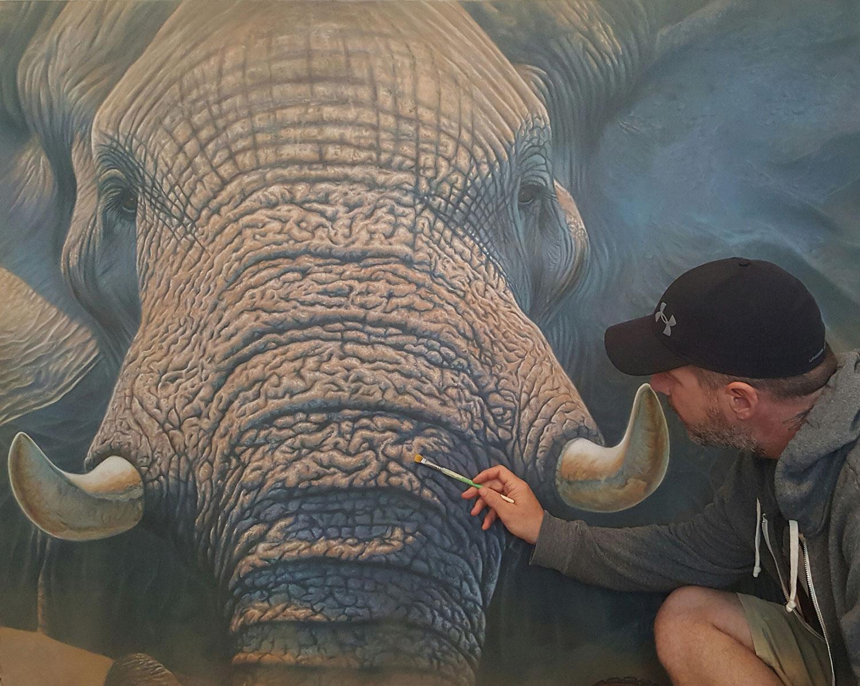 Fine Art Oil Painting (In Progress)