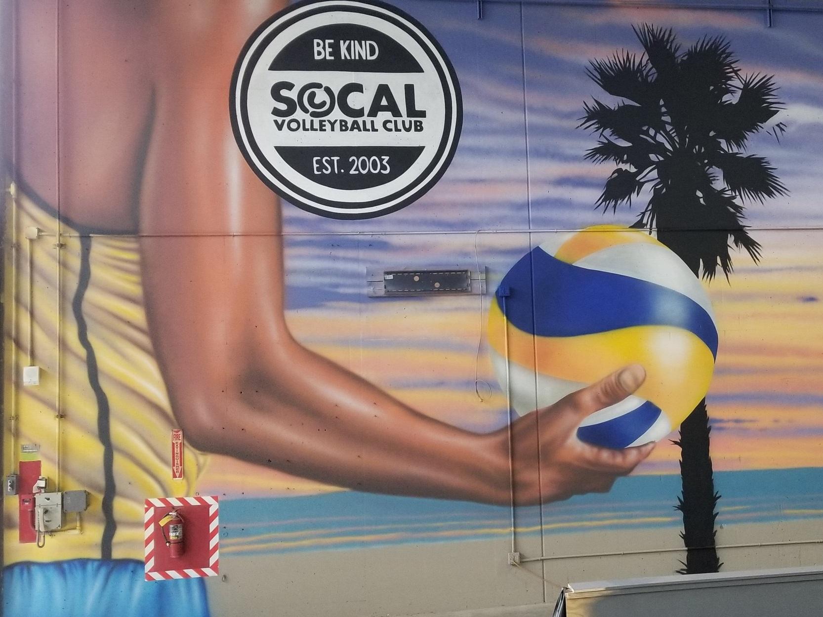 SoCal Volleyball Club