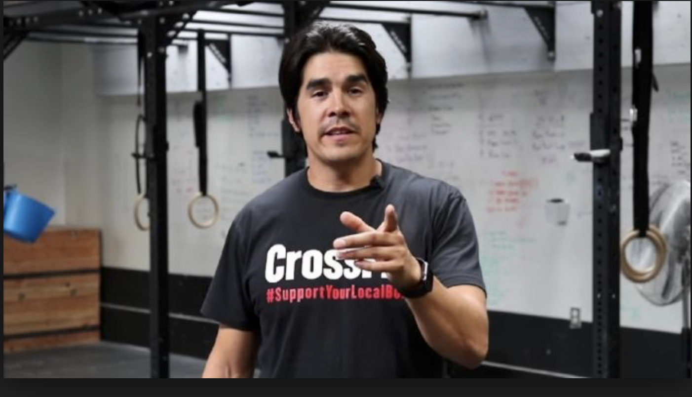 Dave Castro - Director of the CrossFit Games