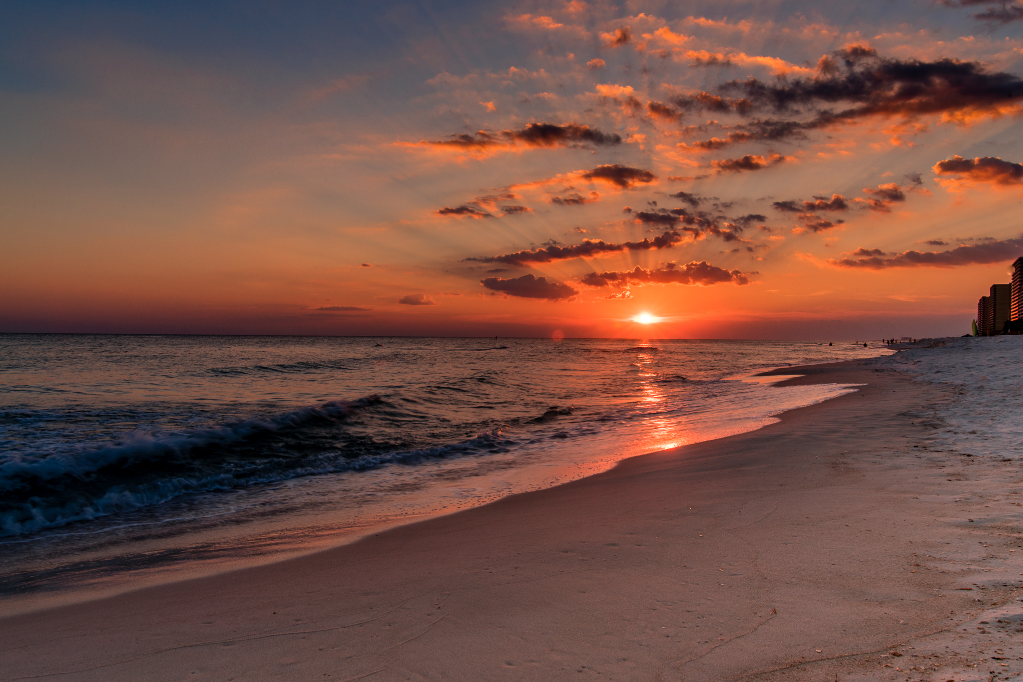 Throwback Sunset