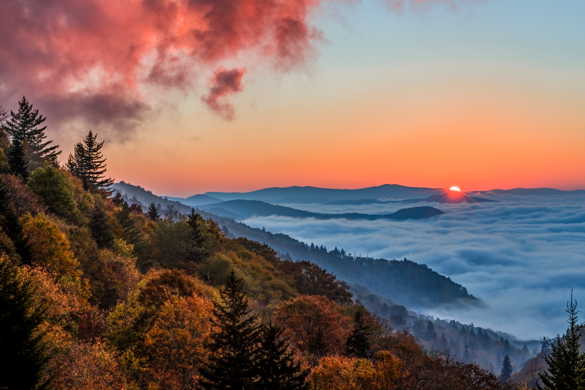 Fall Inversion