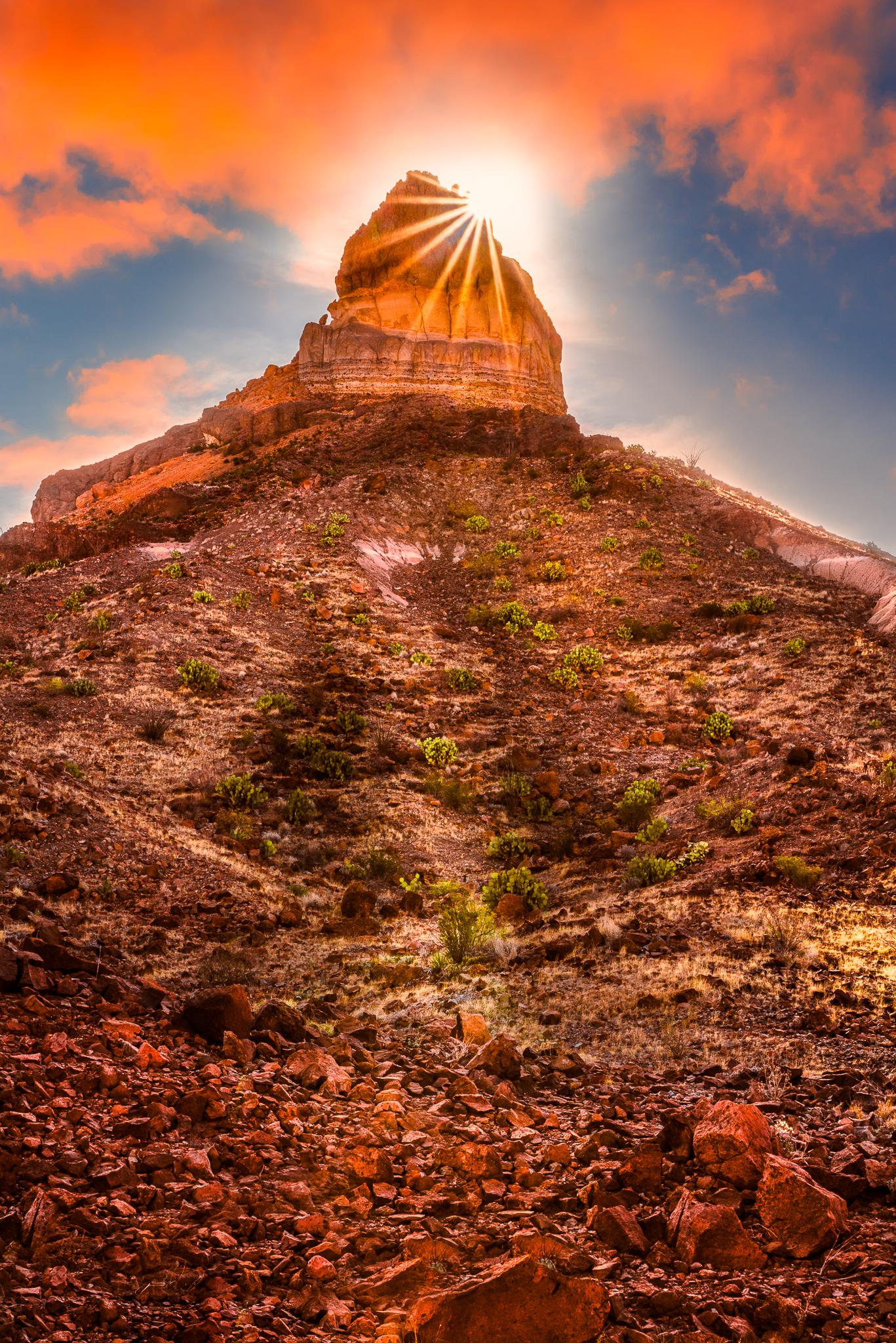 Cerro Castellan Composite