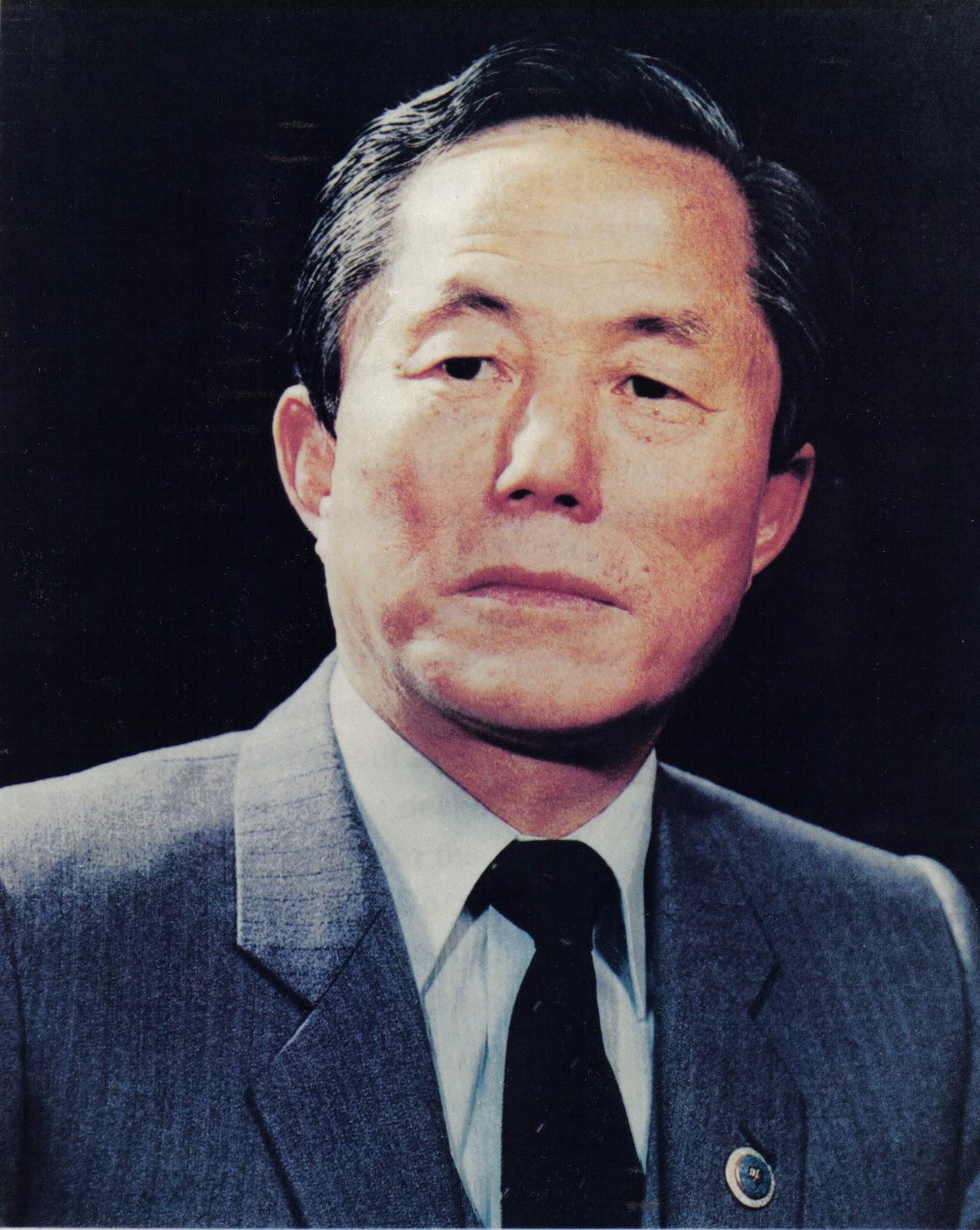 General Choi Hong Hi (1918-2002)