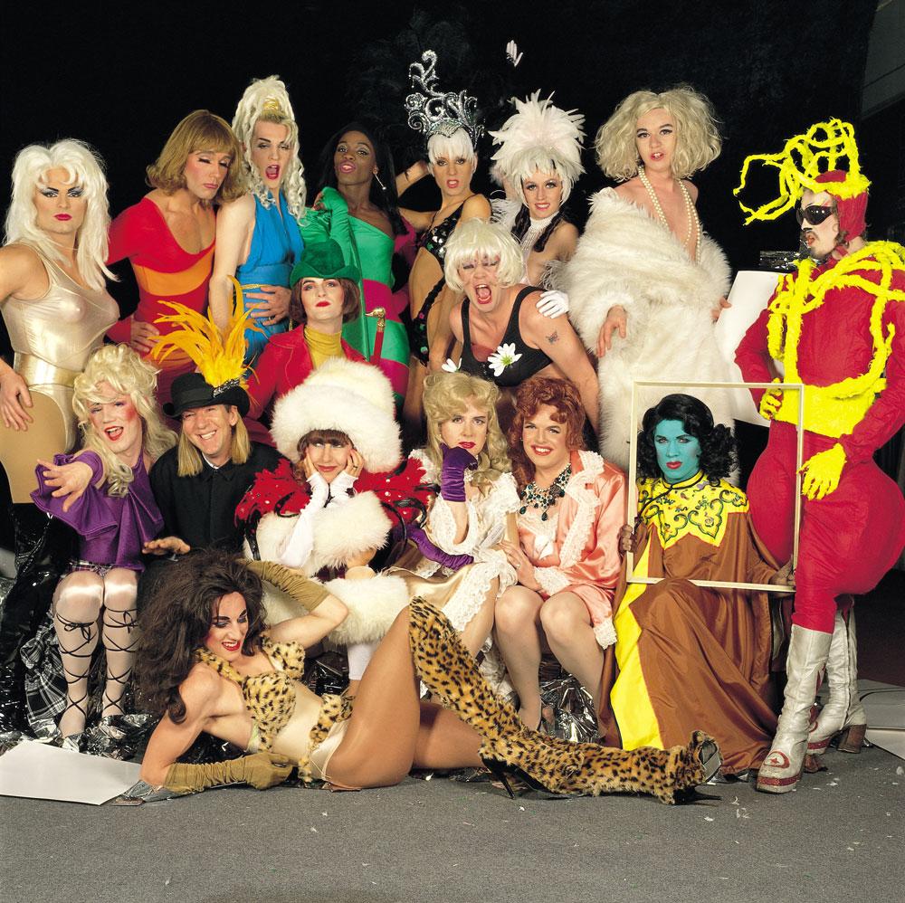 Kinky Gerlinky Cabaret, 1991