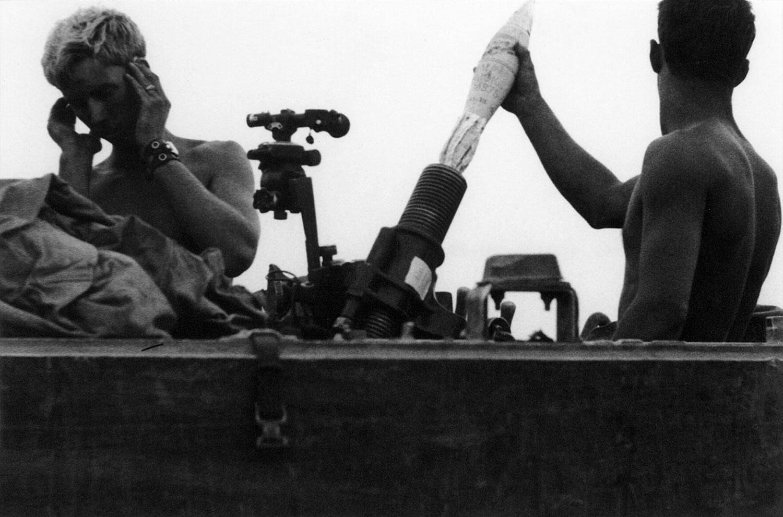 Mortar batallion, Cambodia, May 1970  David Fahey —  Vietnam and Cambodia, September 1969 – September 1970