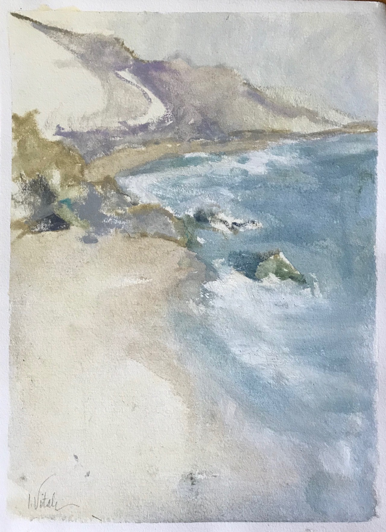 Plein+Air+Collection%2C+Malibu+Coast+in+the+Morning%2C+watercolor%2C+9+x+12%2522+by+Irene+Vitale+%24400..jpg