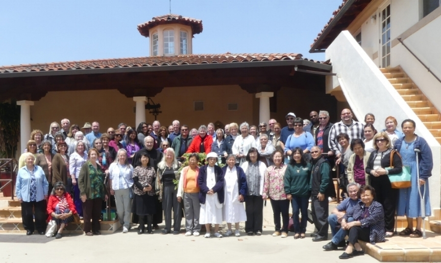 St. Francis Region of the Secular Franciscan Order - Regional Retreat 2016.