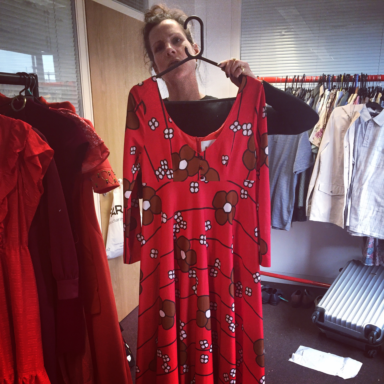 Costume Designer Georgina Napier