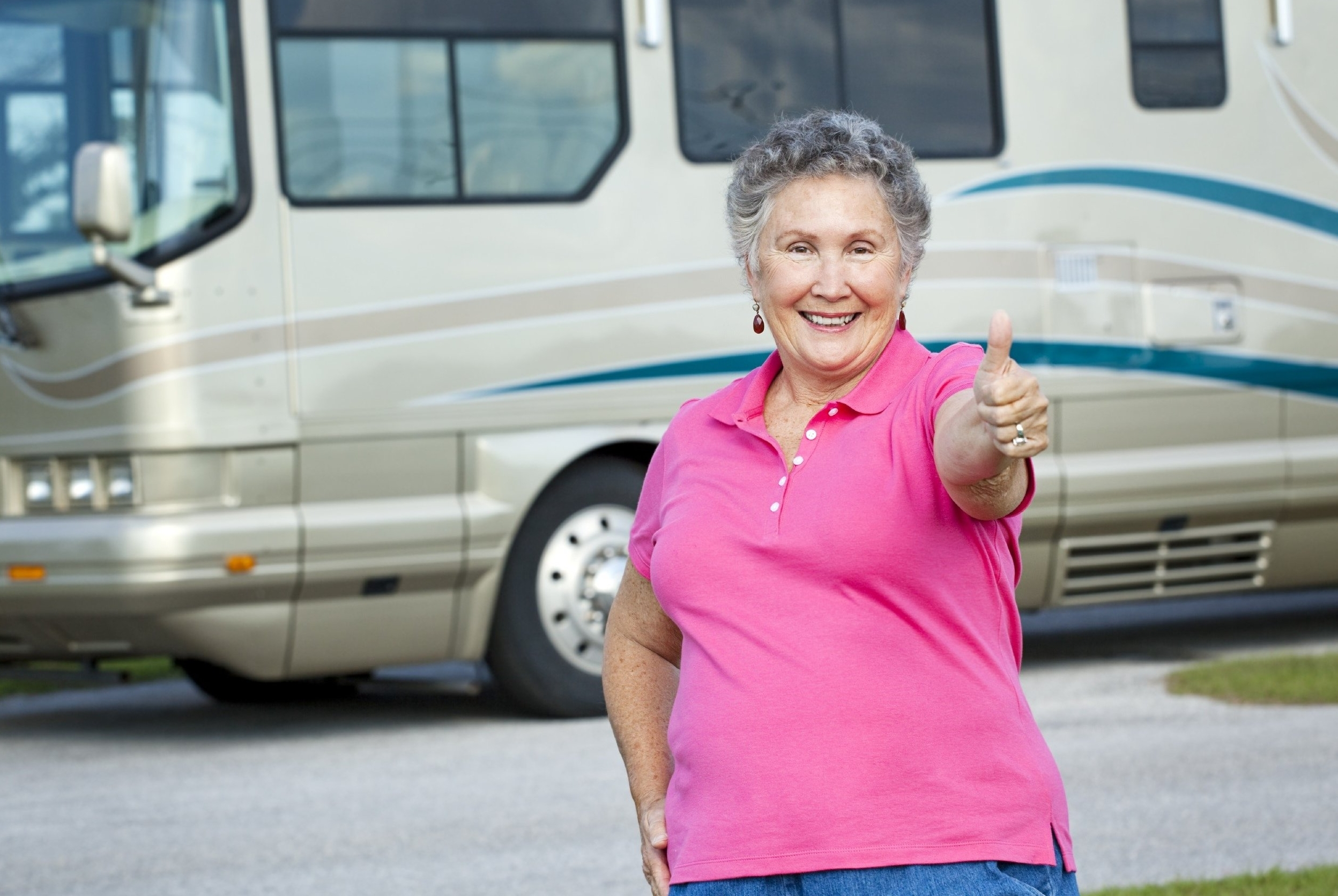 Rent a Bus for Senior Citizen Travel