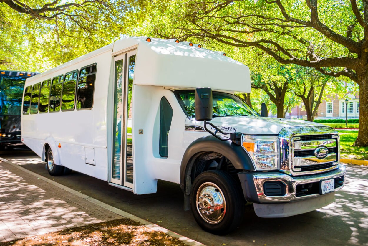 Minibus Rental - Minibuses may look smaller, but even the groups of 36 people will have enough room. This type of buses is also equipped with basic amenities and can go on long-distance trips.