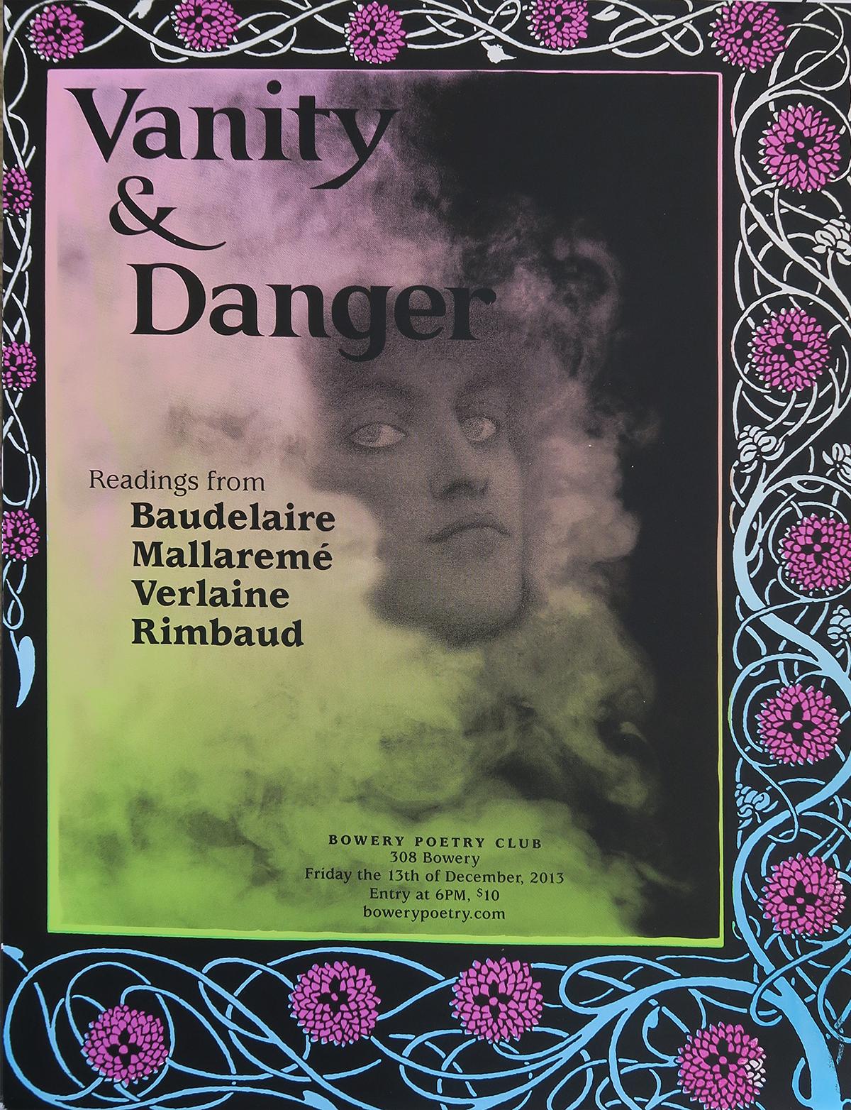 Catherine Wyatt   Vanity & Danger  / Fall 2013