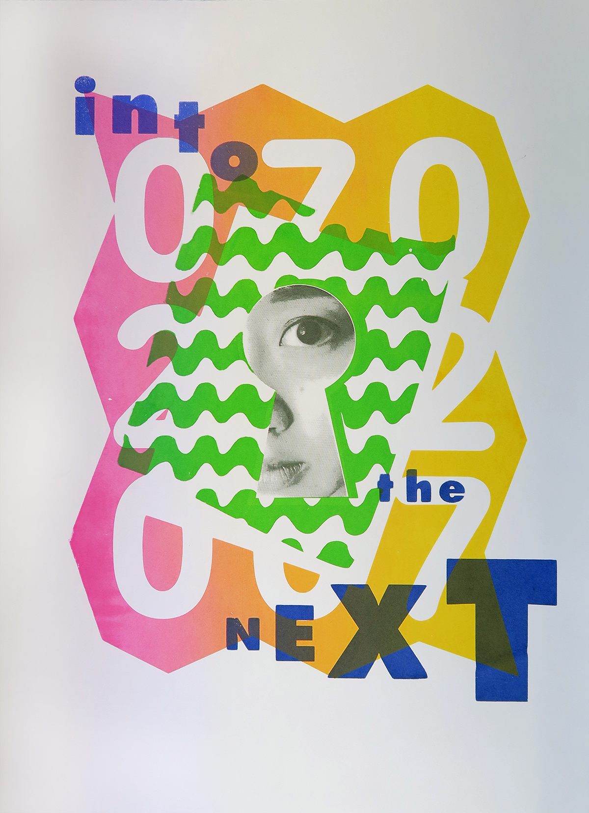 Yoko Nire   Into the Next  / Fall 2014