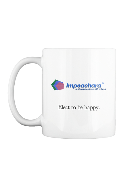 IMPEACHARA® COFFEE MUG (benefits ACLU)